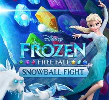 Disney Interactive Launches Frozen Free Fall: Snowball Fight for PlayStation, Xbox and Steam