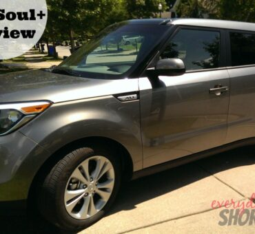 Kia Soul+ is an Affordable Car with Plenty of Room