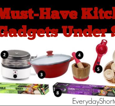 8 Must-Have Kitchen Gadgets Under $30