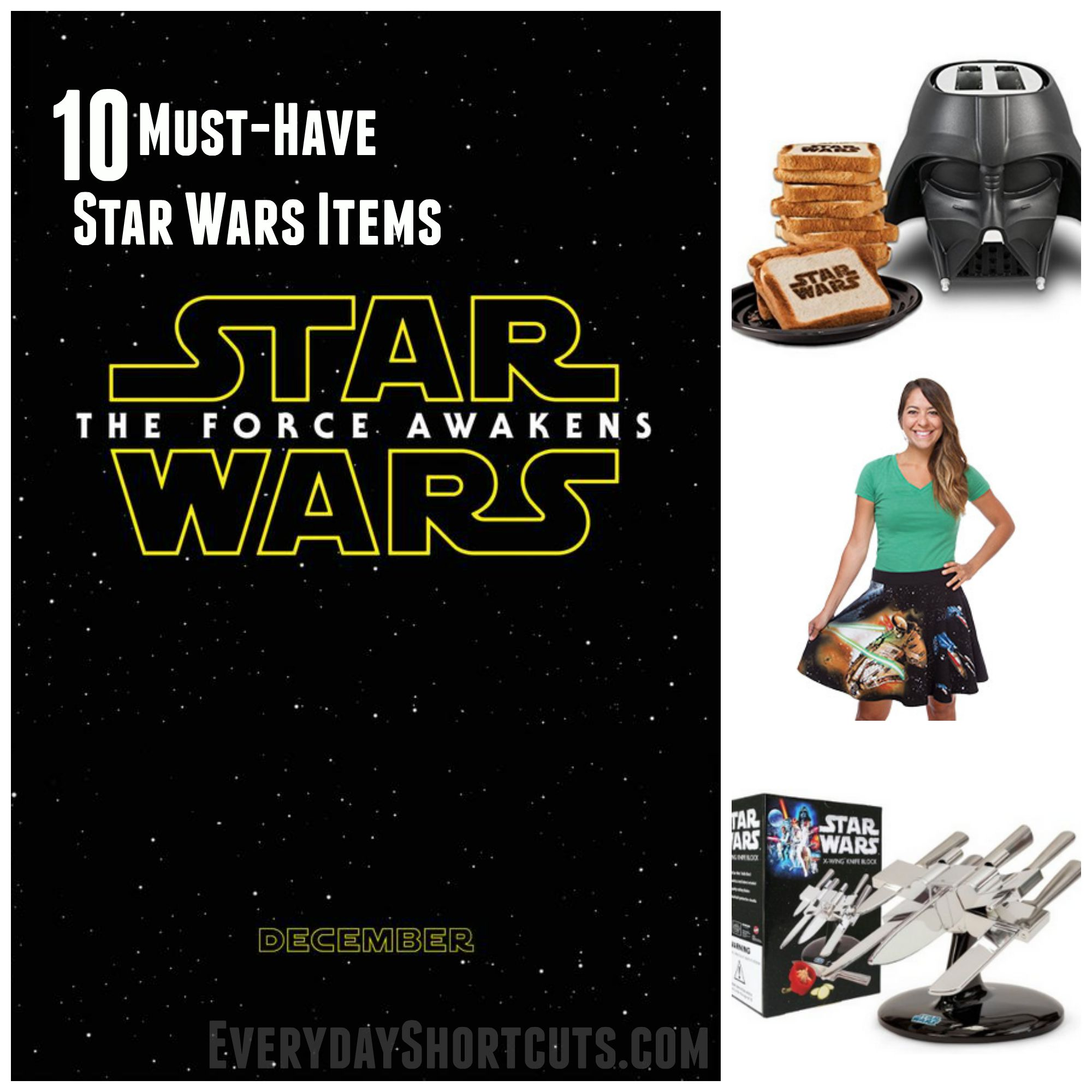must-have-star-wars-items