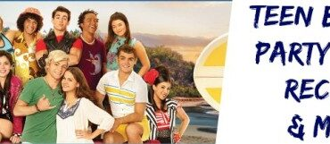 Teen Beach 2 Party Ideas, Recipes, & More