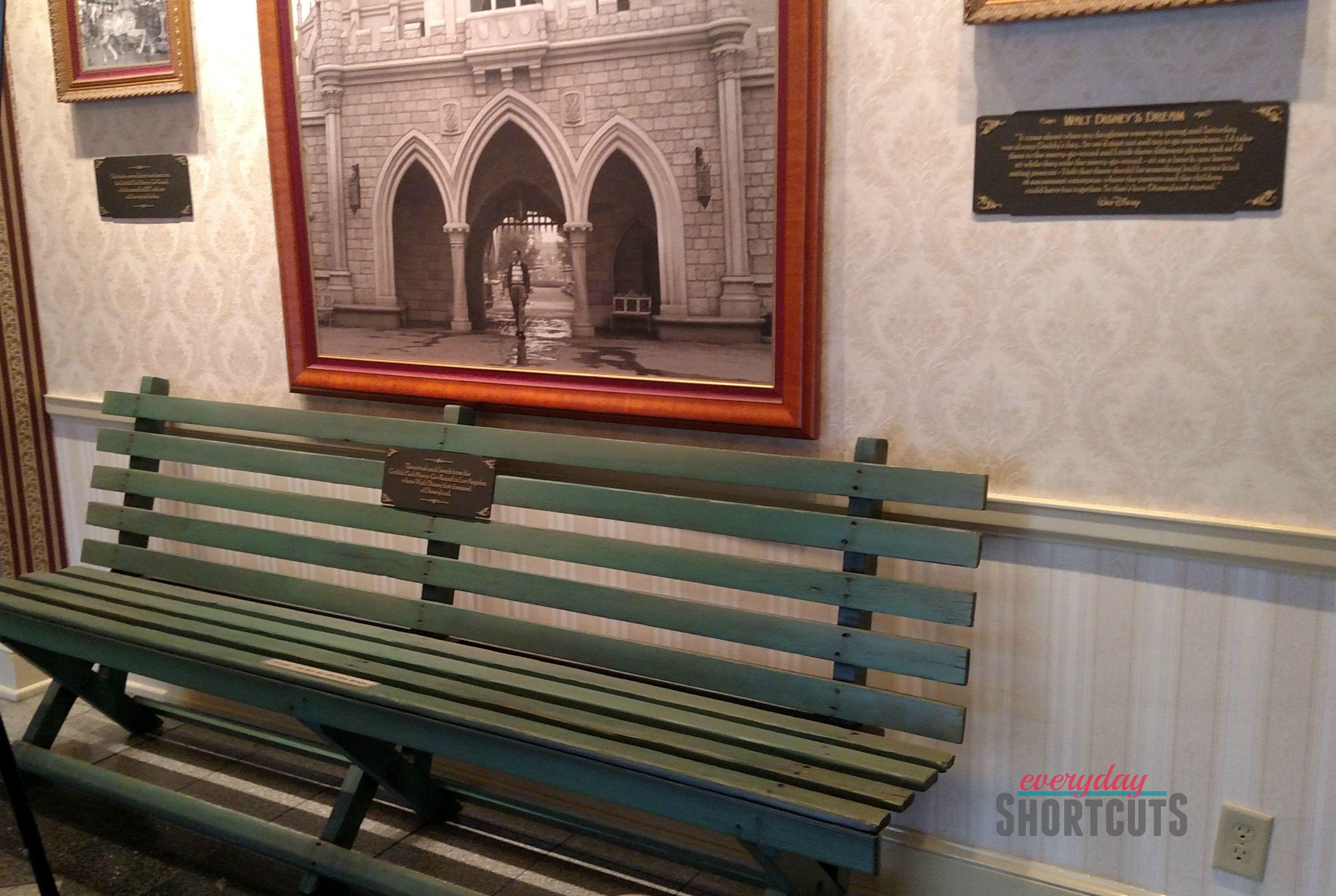 walt-disney-bench