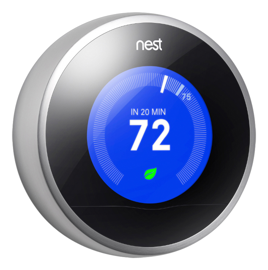 have a connected home with nest smart thermostat netgear from best buy everyday shortcuts. Black Bedroom Furniture Sets. Home Design Ideas