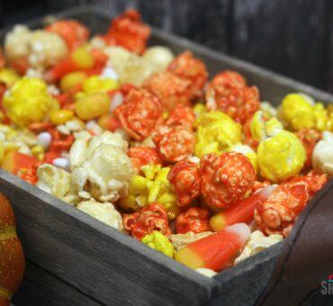 Fall Candy Corn Mix