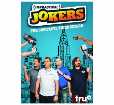 Impractical Jokers: The Complete Third Season Now Available on DVD