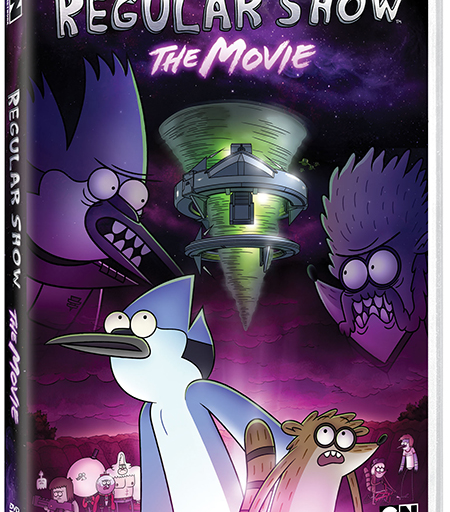 Regular Show: The Movie! Now Available on DVD