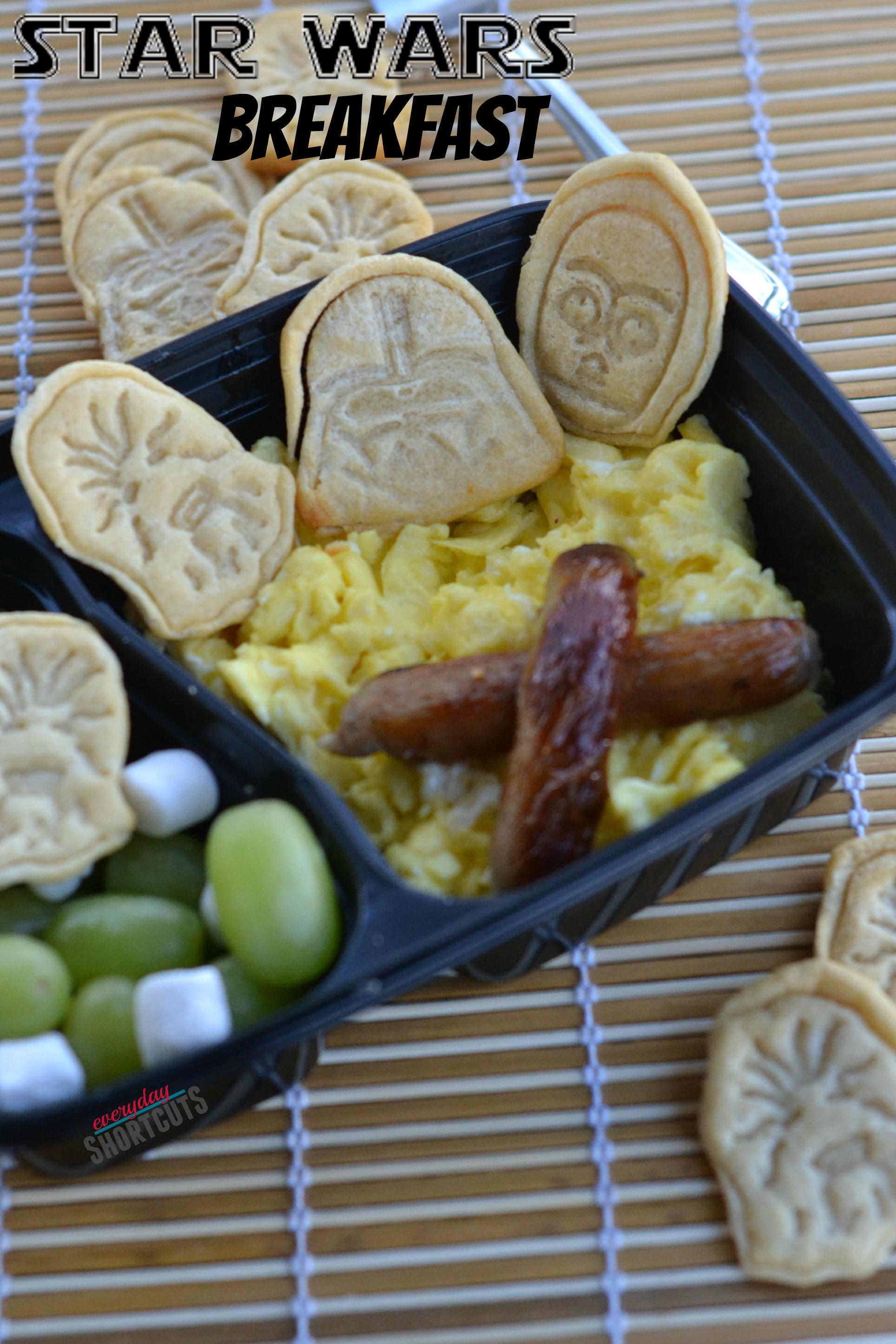 Star Wars Breakfast idea