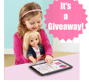 My Friend Cayla Doll Giveaway (ends 10/25)