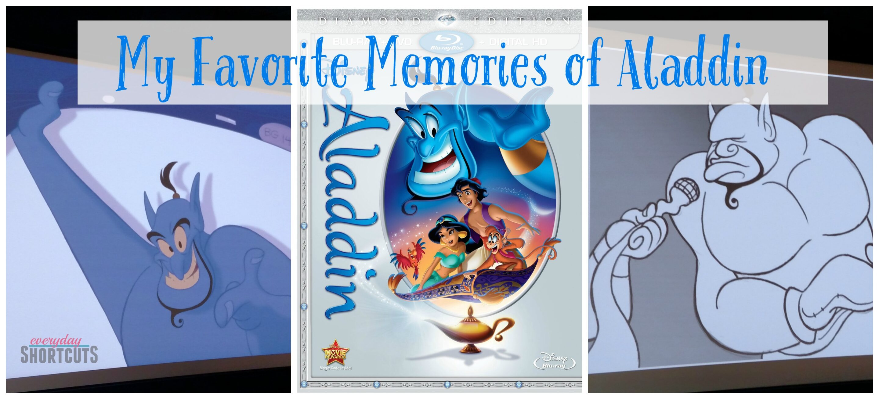 favorite memories of Aladdin