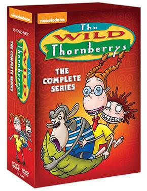 The Wild Thornberrys: The Complete Series on DVD October 20