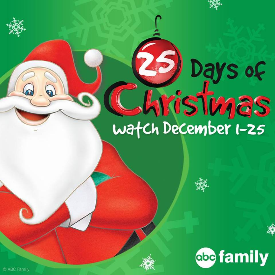 25 days of christmas 2015