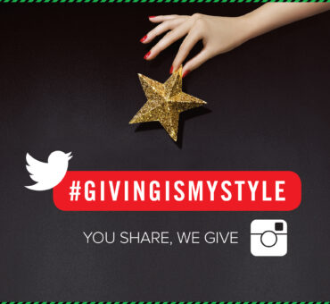 Join Paul Mitchell with #GivingIsMyStyle to support Charities this Holiday Season