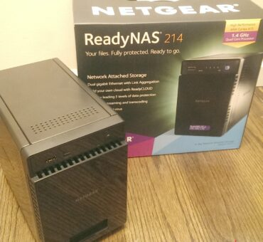 Protect your Data with Netgear ReadyNAS