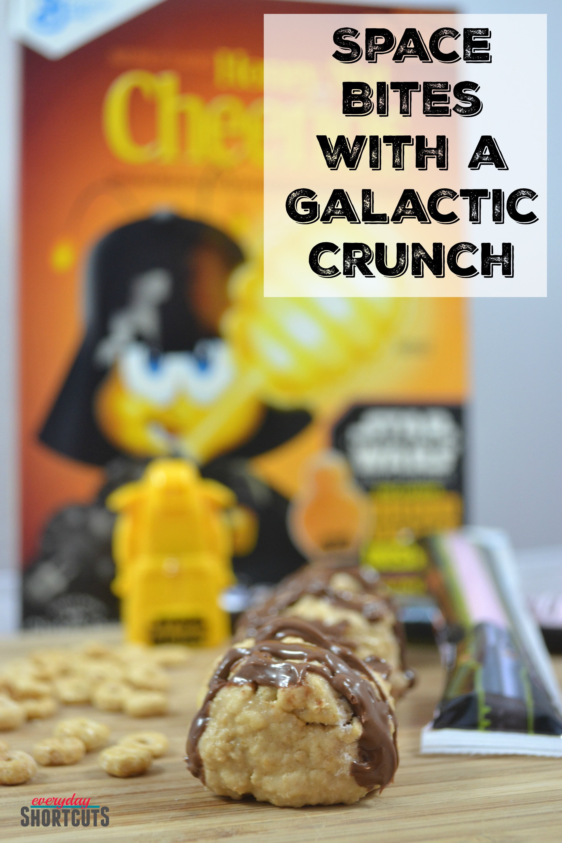 space bites with a galactic crunch