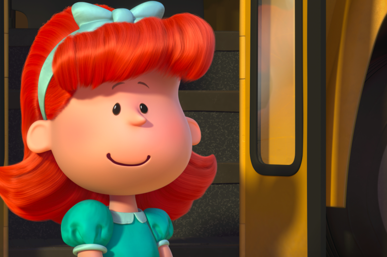 Exclusive Interview with Francesca Capaldi – The Little Red Haired Girl from The Peanuts Movie