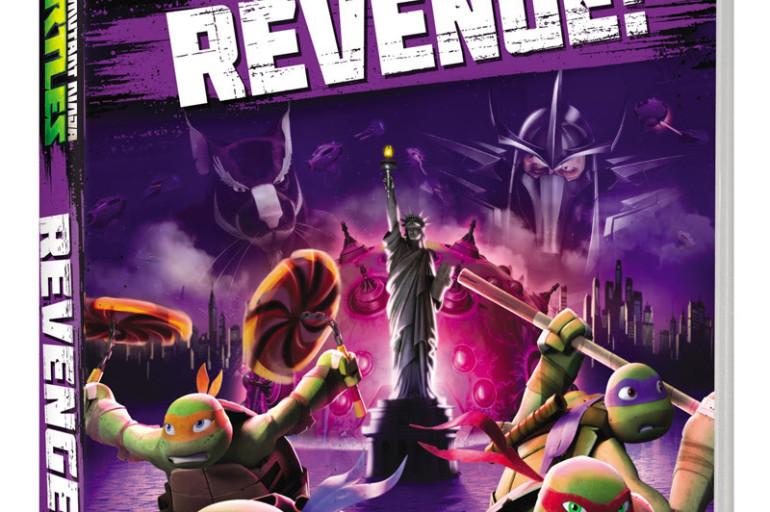 Teenage Mutant Ninja Turtles: Revenge! Available on DVD December 1