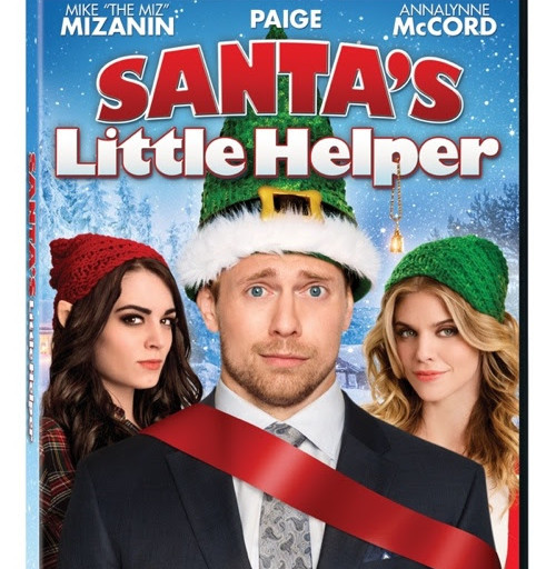 Santa's Little Helper Now Available on DVD + Reader Giveaway