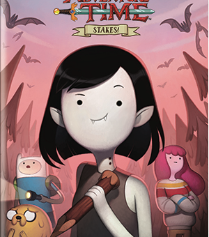 Adventure Time: Stakes! Available on DVD January 19