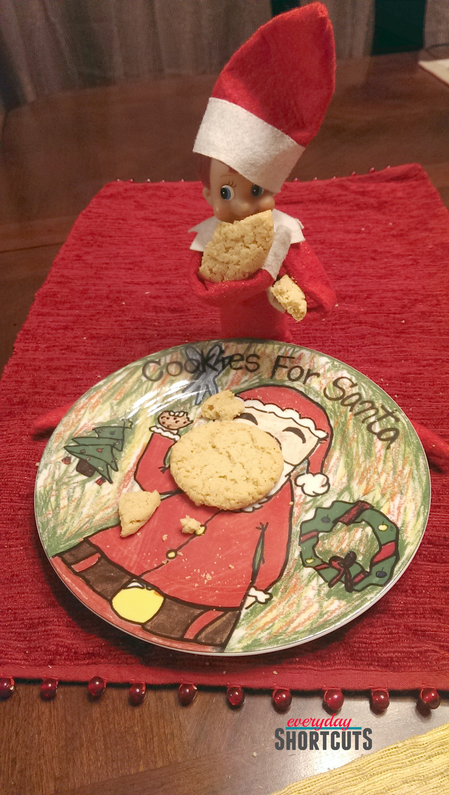 elf-on-the-shelf-santas-cookies
