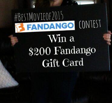 Fandango #BestMovieof2015 Instagram Contest