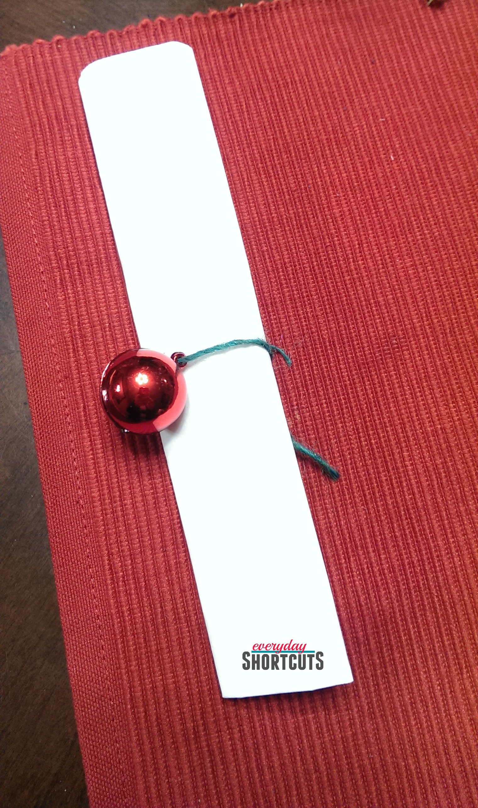 holiday napkin holder