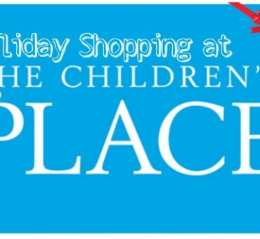 Holiday Shopping at The Children's Place