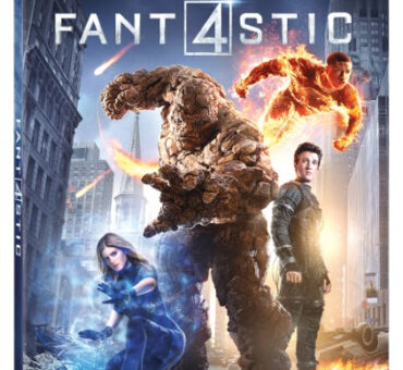 Fantastic 4 Now Available on Blu-ray/DVD + Science Experiments + Reader Giveaway