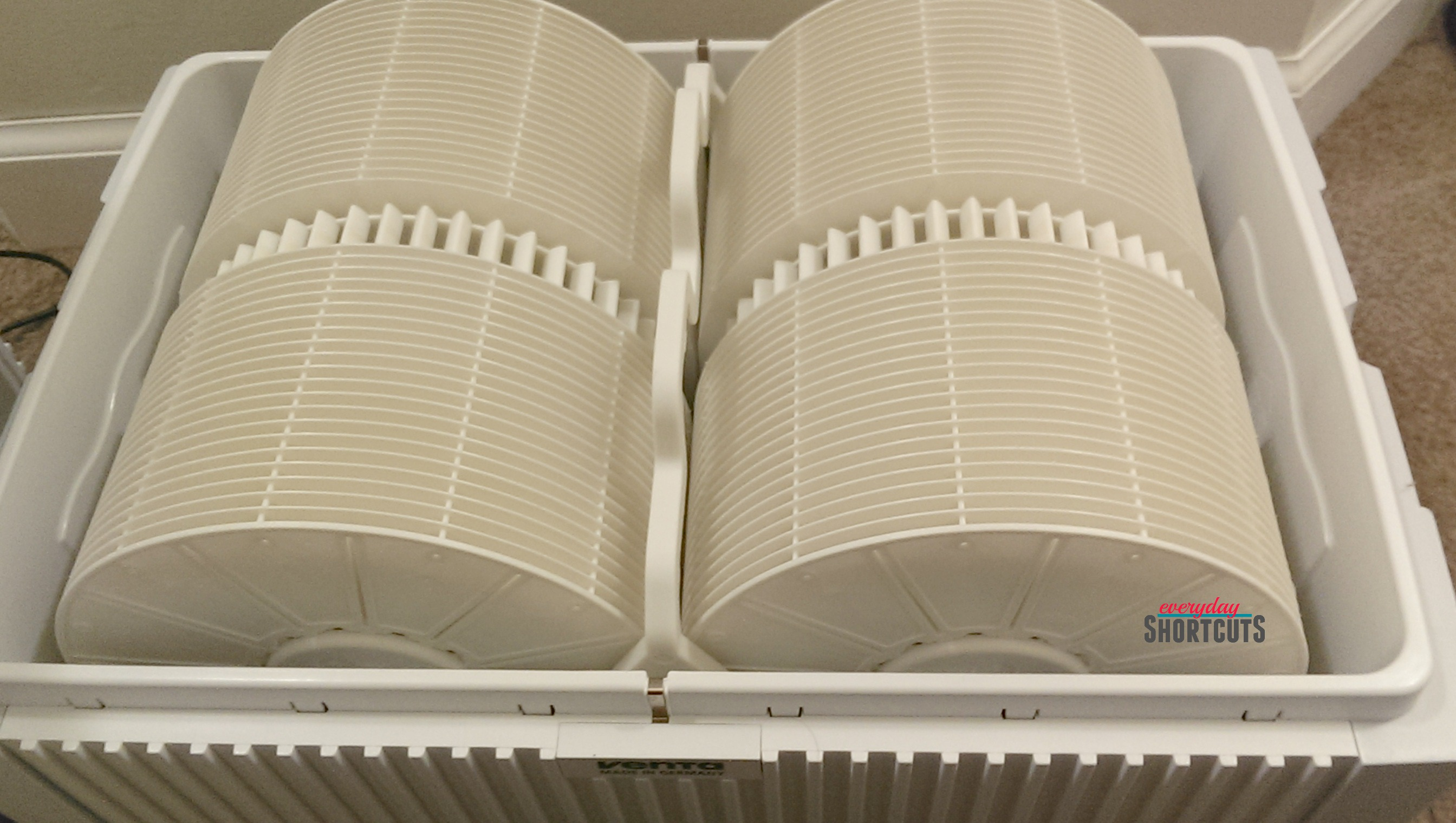 Get the Best Air Quality for your Home with a Venta Airwasher  #9A313C
