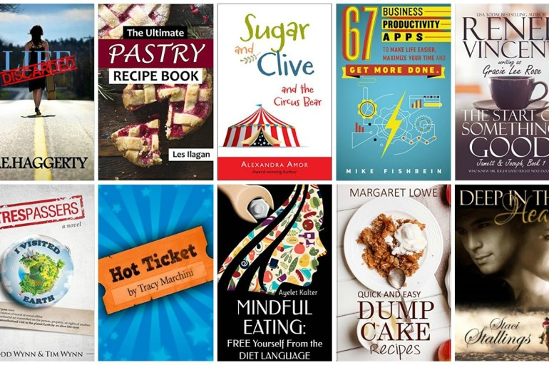 10 Free Kindle Books 1/12/2016