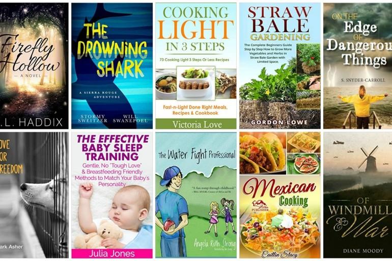 10 Free Kindle Books 1/14/2016
