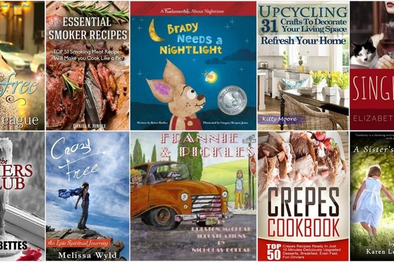 10 Free Kindle Books 1/15/2016