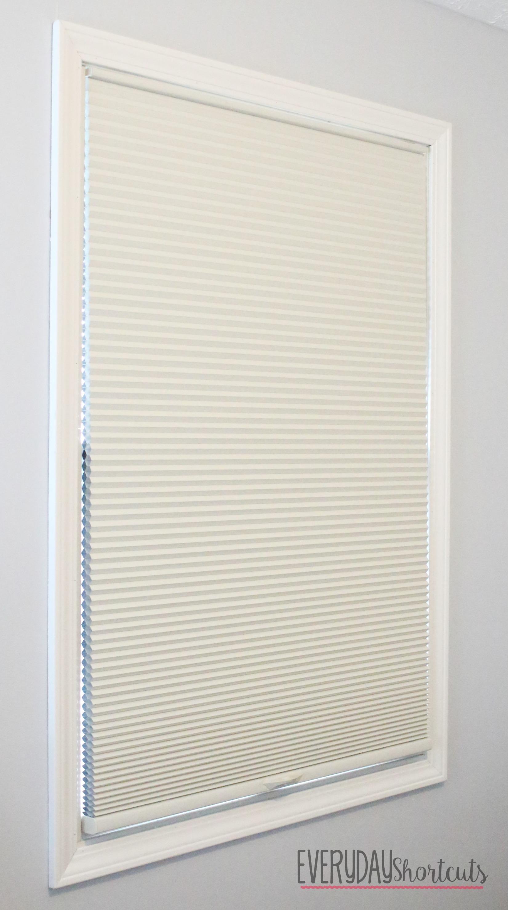 blinds finish