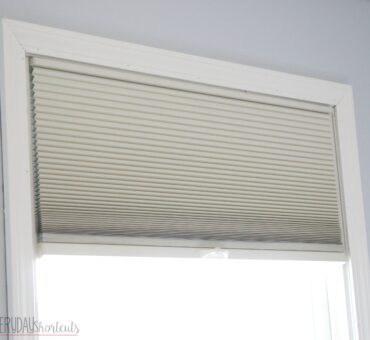 Window Treatment Makeover with Blinds.com