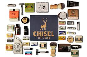 chisel shave club