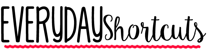 Everyday Shortcuts