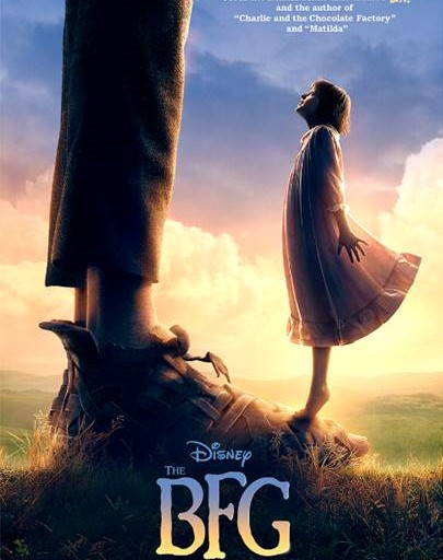 Disney Unveils First Poster for The BFG #TheBFG