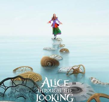 Alice Through the Looking Glass New Teaser Trailer #ThroughTheLookingGlass