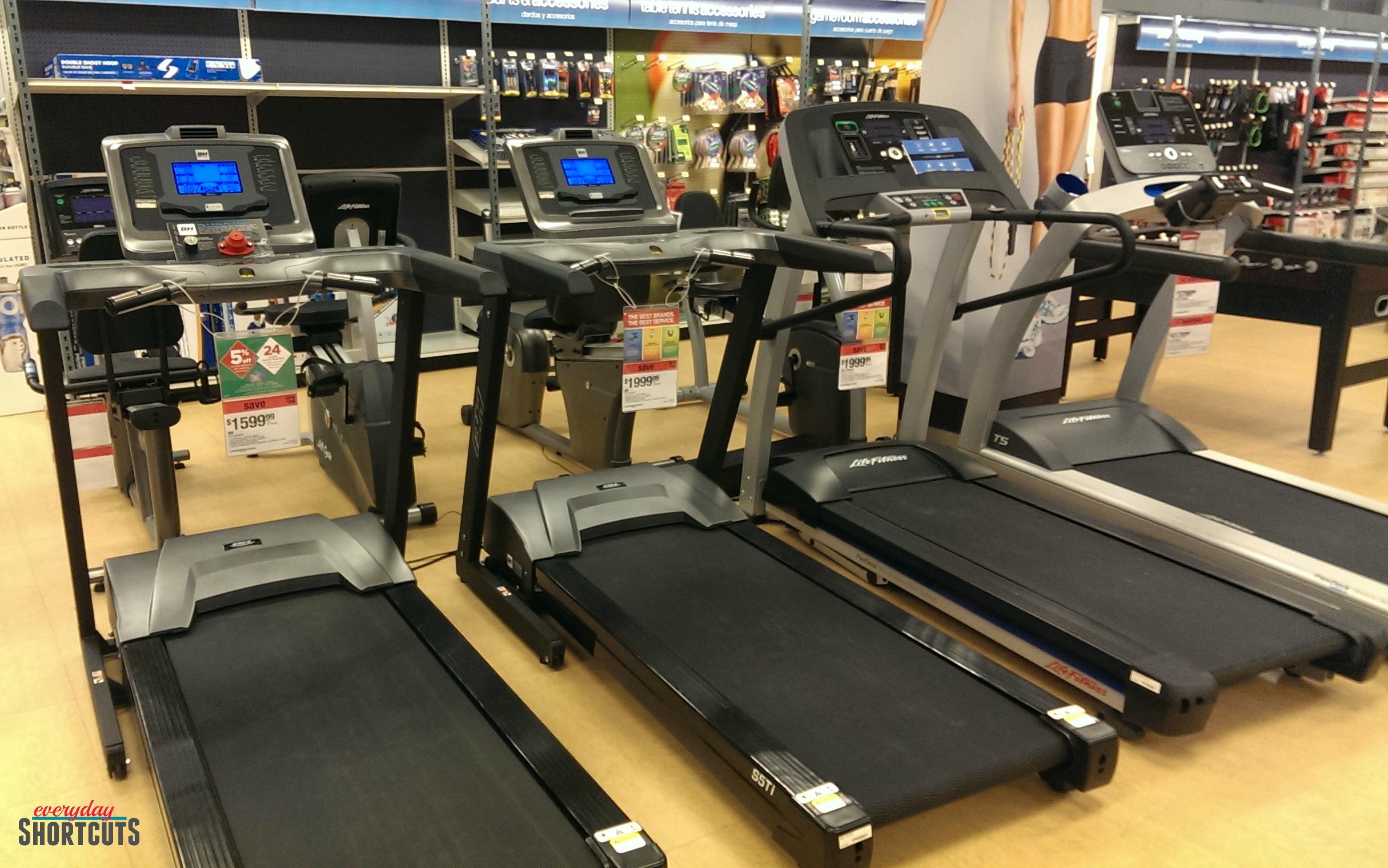 sears treadmill