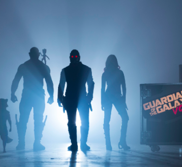 Guardians of the Galaxy Vol. 2 Begins Production