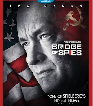 Bridge Of Spies on Blu-ray and Digital HD 2/2/2016