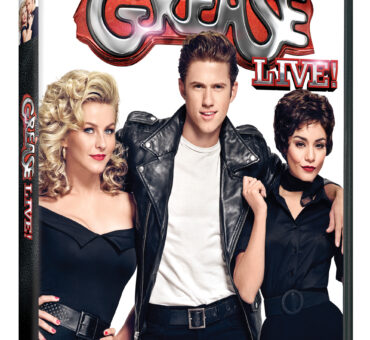 Grease Live! Available on DVD March 8