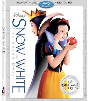 Disney's Snow White and the Seven Dwarfs on Blu-ray 2/2/16