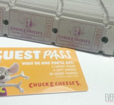 Support Chuck E Cheese Big Brothers Big Sisters Program on 3/31 + Reader Giveaway