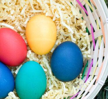 65 Non-Candy Easter Basket Ideas