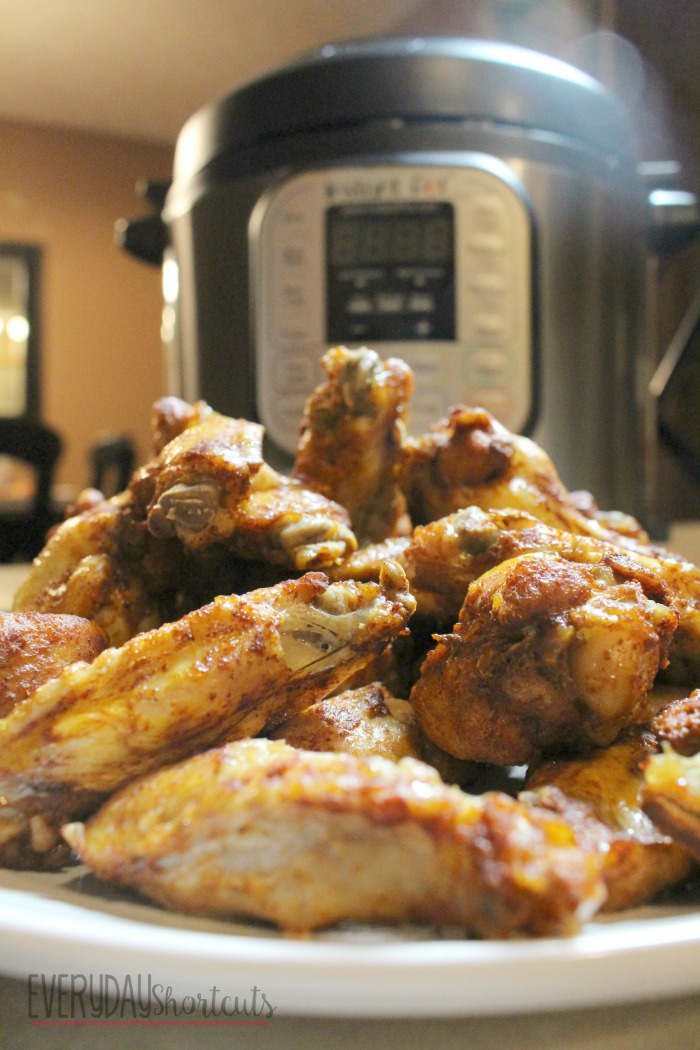 instant pot wings