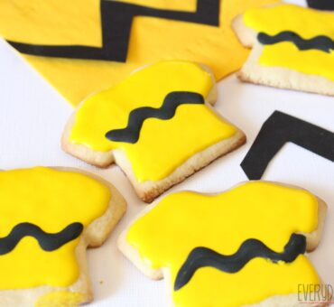 Charlie Brown Cookies