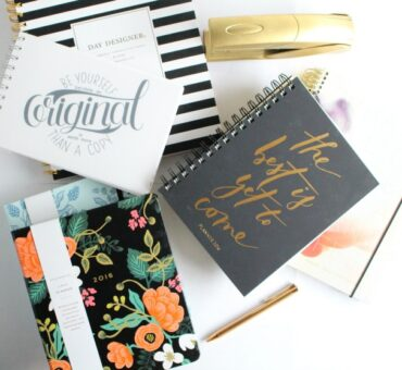 Best Planners for 2016
