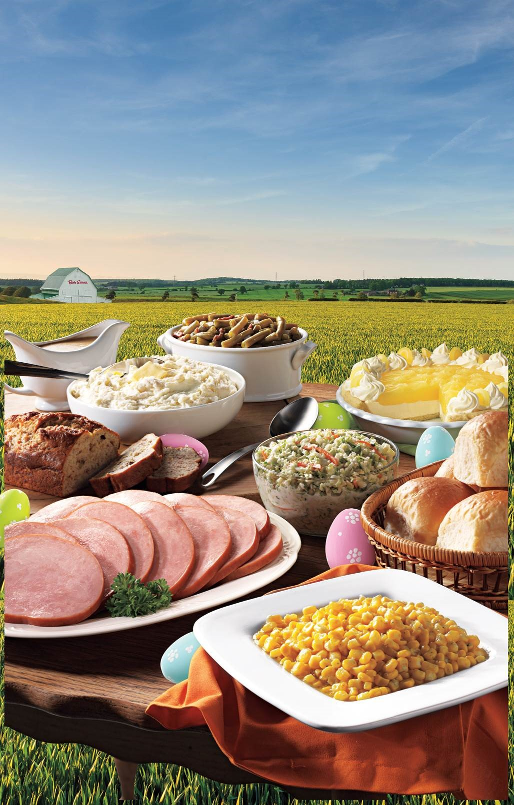 Relax This Easter With Bob Evans Farmhouse Feast Giveaway