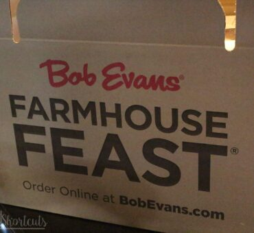 Relax this Easter with Bob Evans Farmhouse Feast + Giveaway