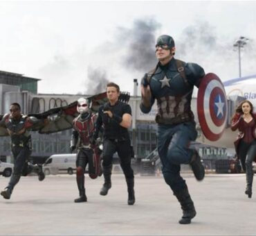 Marvel's CAPTAIN AMERICA: CIVIL WAR – New Trailer, Poster and Images